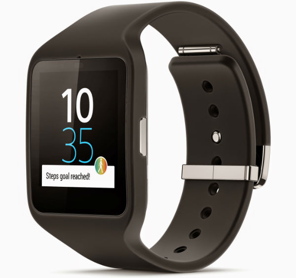 Android Wear часы Sony SmartWatch 3